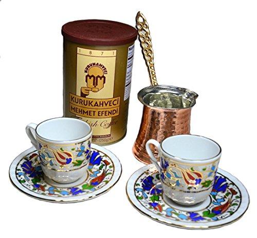 Turkish Coffee Cup Set 2