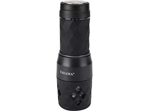 Tayama TMS-838 Portable HotCold Espresso Machine one size Black