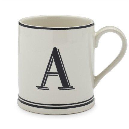 Sur La Table Monogram Mug 0515133B40Z  D
