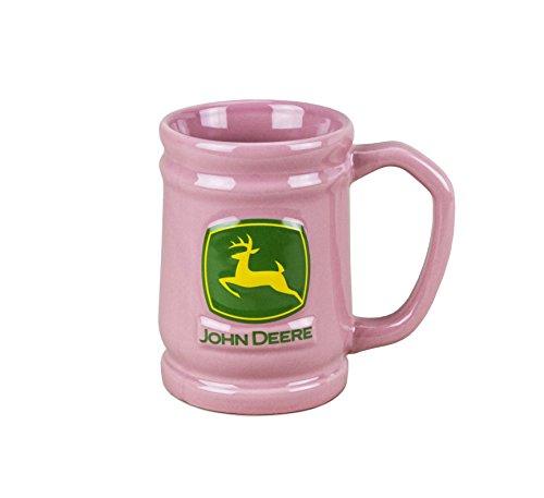 Encore John Deere Pink Mug