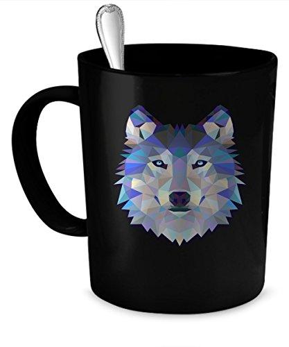 Wolf Coffee Mug Wolf gift