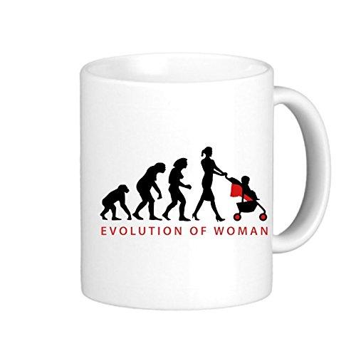 SthAmazing Evolution Kinderkarre 032014 Frau A Create A Coffee Mug Personal Coffee Mugs