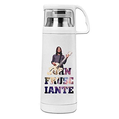 PiLnMMk John Frusciante Vacuum Stainless Steel Thermos Mug 350 ML