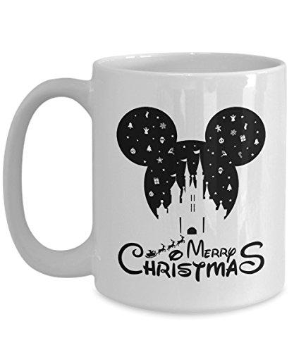 Merry Christmas Coffee Mug - Funny Christmas Coffee Mug - Unique Gift Idea