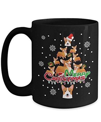 Christmas Tree Merry Christmas coffee mug 1115 oz 3