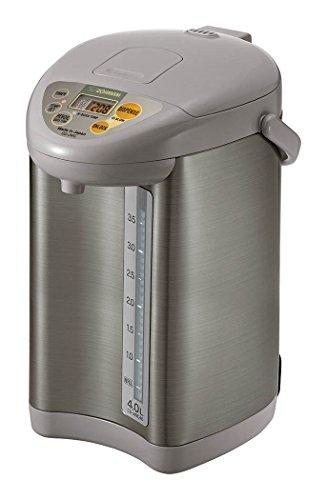 Zojirushi CD-JWC40HS Micom Water Boiler Warmer Silver Gray