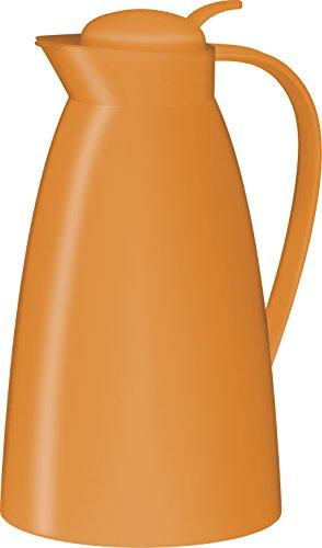 alfi Glass Vacuum Frosted Plastic Carafe 1 L Orange