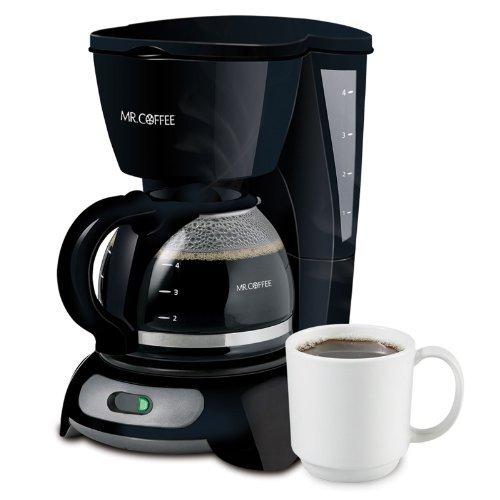 Mr Coffee Tf5-np 4-cup Switch Coffeemaker Black