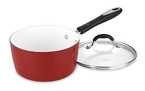 Cuisinart 59193-20R Elements Saucepan with Cover 3-Quart