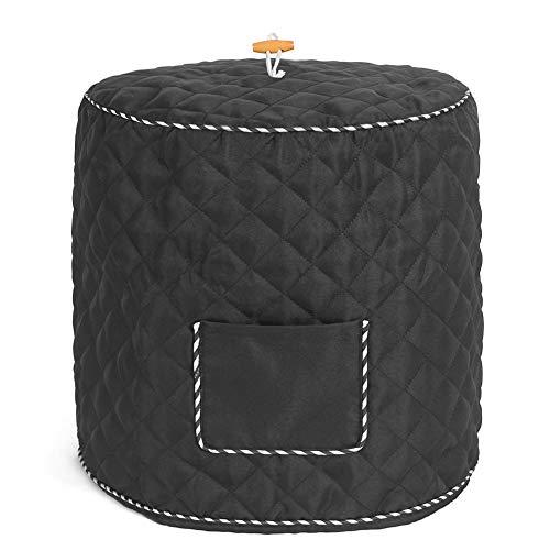NKTM Pressure Cooker Cover - Fits 8 QT Instant Pot Models Black 8 QT