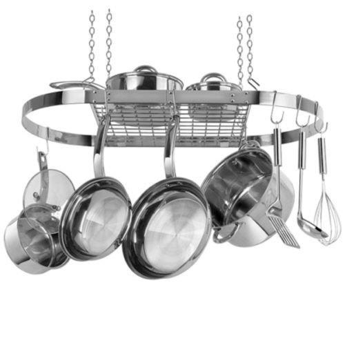 Berndes Range Kleen Hanging Oval Pot Rack