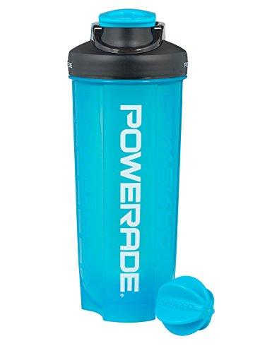 Powerade Mixer Bottle Cyan 28 oz