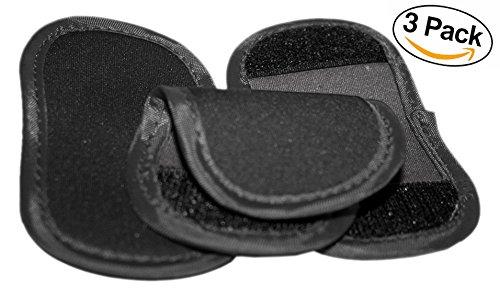 LAMINET Pot Handle Holder - 3 Pieces - BLACK
