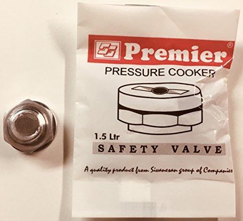 Premier Pressure Cooker Safety Valve for Premier Handi 15 Ltrs Pressure Cooker