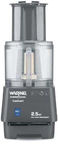 Waring Commercial FP25 Batch Bowl Food Processor 2-12-Quart
