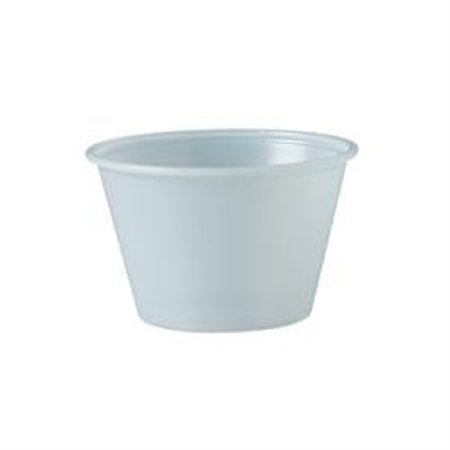 Solo Cup Souffle Cup - P400NSL - 4 oz 250 Each  Sleeve