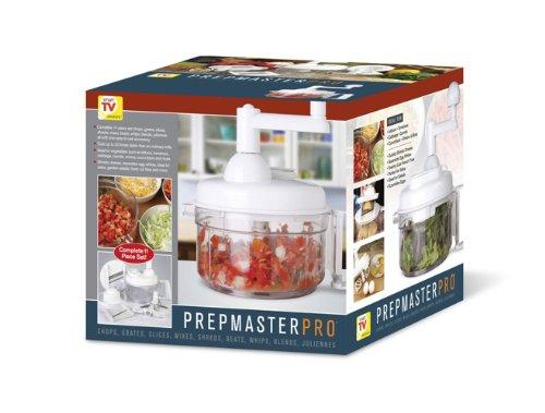 Smartworks Prep Master Pro11 Piece Manual Food Processer Set