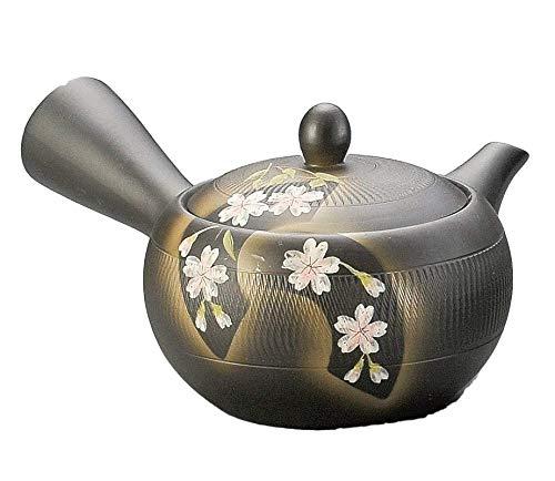 Japanese Kyusu tokoname Clay Teapot 112 floz Tomisen L613