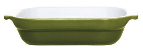 Emile Henry Individual Lasagna Dish, Olive