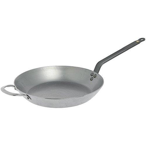 De Buyer Mineral 12 Iron Fry Pan - 22 12L x 12 35W x 1 34H