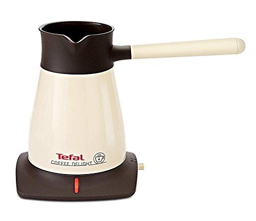 Tefal Coffee Delight Greek Arabic Turkish Coffee Maker Machine Electric Pot Briki Kettle by Tefal