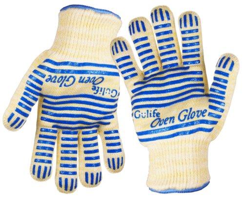 [revolutionary En407 Standard] Gulife® Oven Glove Withstands Heat Up To 662°f Over 15s - En407 Standard Level3