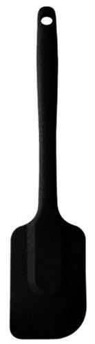 Mastrad All-purpose Silicone Spatula, Black