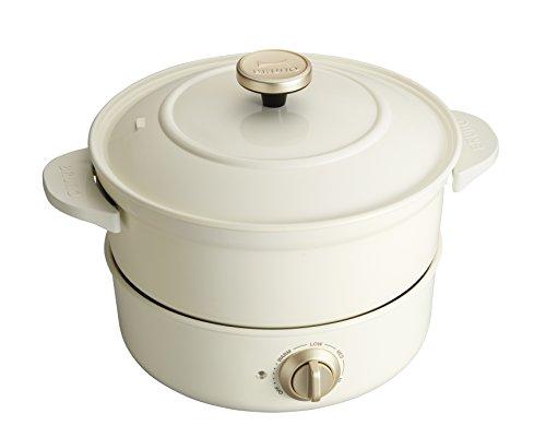 BRUNO Electric grill pot BOE029 White