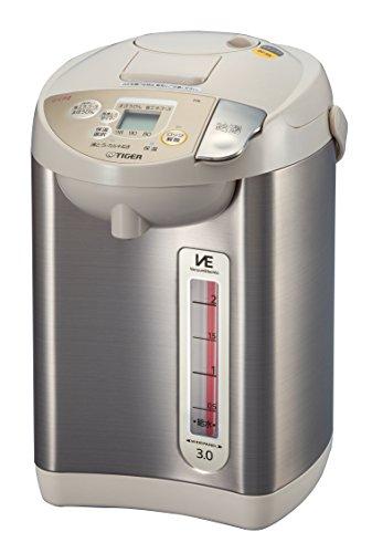 Tiger electric air hot water electric pot VE electric thermos Noriko-san 291L beige PIK-A300-C