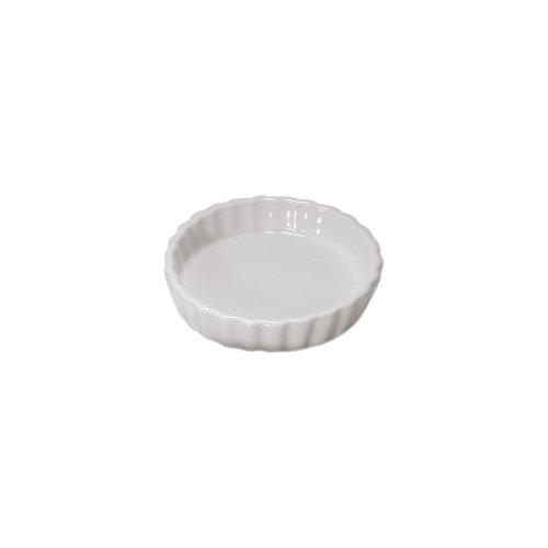 Diversified Ceramics DC846-W White 8 Oz Creme Brulee Dish - 24  CS