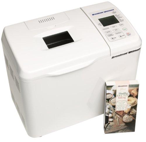 Breadman Tr2200c Ultimate Bread Machine