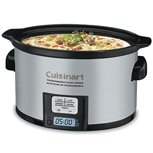 Cuisinart 35-Quart Programmable Slow Cooker