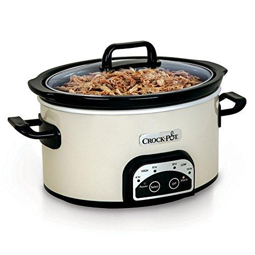 NEW Crock-Pot Smart-Pot 4-Quart Digital Slow Cooker SCCPVP400-PY