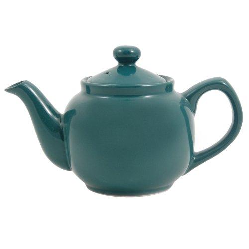 Green Classic 2 Cup Ceramic Teapot