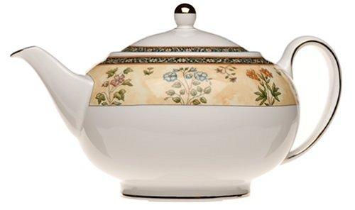 Wedgwood India Bone China Teapot