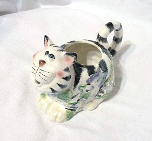 Ceramic Cat Teapot - Multi colors