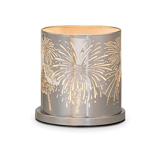 PartyLite Adorn Enchanted Celebration Metal Candle Holder