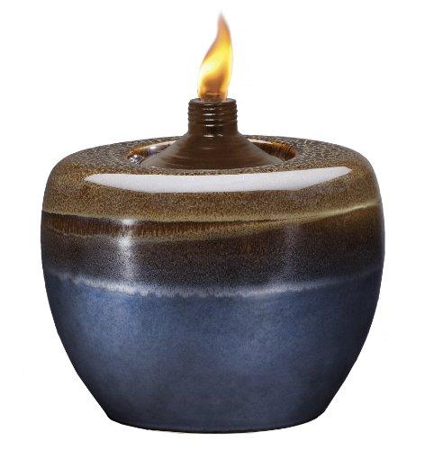 Tiki 1112106 Lamplight Earthtone Tabletop Torch