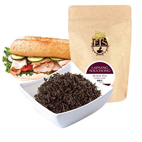 English Tea Store 16 Ounces - Lapsang Souchong China Black Tea - Loose Leaf