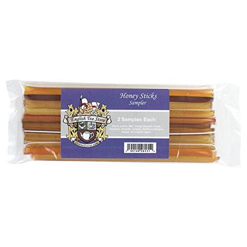 English Tea Store Honey Sticks 025 Pound