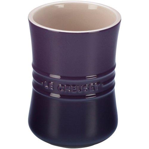 Le Creuset Stoneware 2 1/2-quart Utensil Crock, Cassis