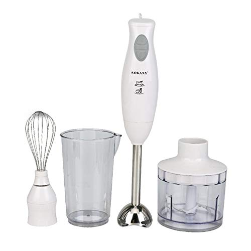 Stainless Steel Hand Blender 1000W High Power Electric Meat Mixer Egg Beater