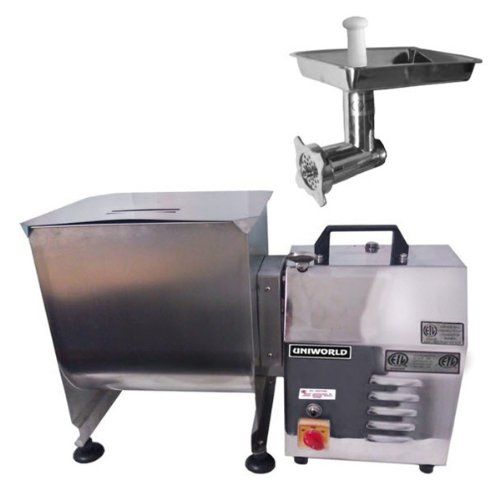 Uniworld TC12E-MMX02 Meat Grinder w Meat Mixer