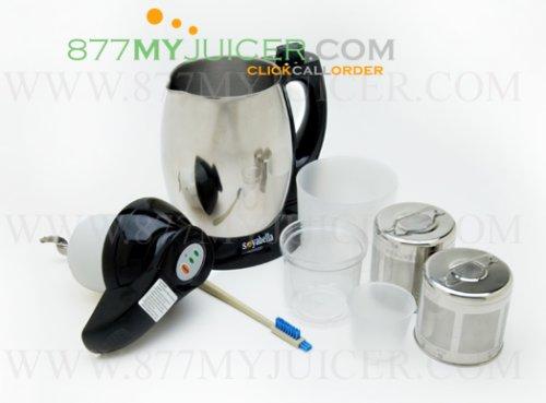 Soyabella Milk Maker - Soy Milk Almond Milk And More!