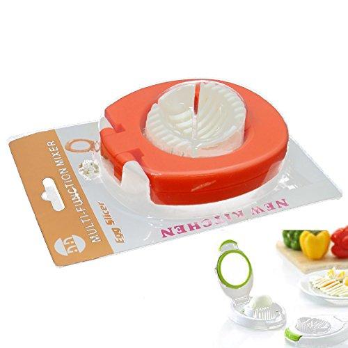Beautymei Egg Cutter Multi Function Egg Slice Maker