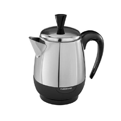 Farberware Fcp240 2-4-cup Percolator, Stainless Steel