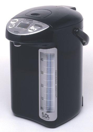 Zojirushi Cd-lcc50 Instant Hot Water Dispensers (5.0 L) - Black