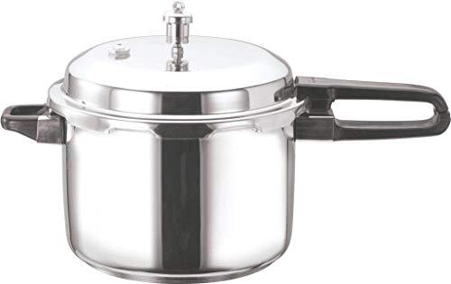 Vinod V-3L Stainless Steel Sandwich Bottom Pressure Cooker 3-Liter