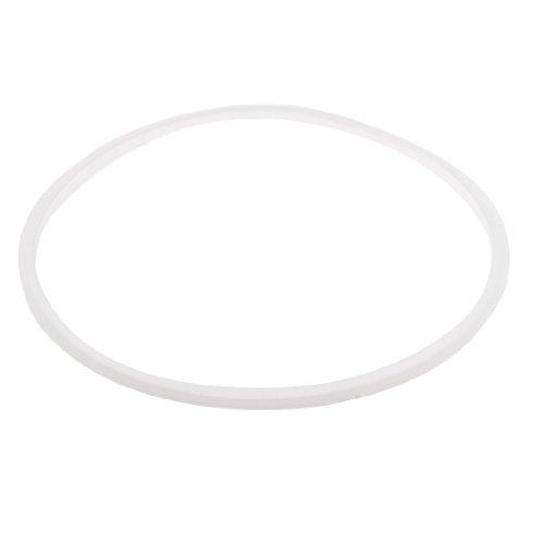Pressure Cooker Sealing Ring Gasket 28cm Inner Dia White