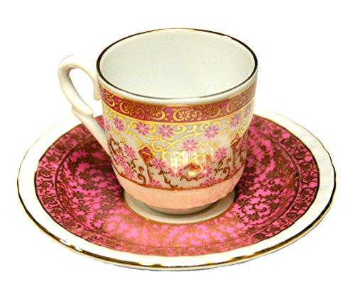 Turkish Porcelain Coffee Cup 4